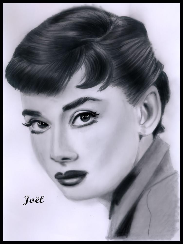 Audrey Hepburn by klk68